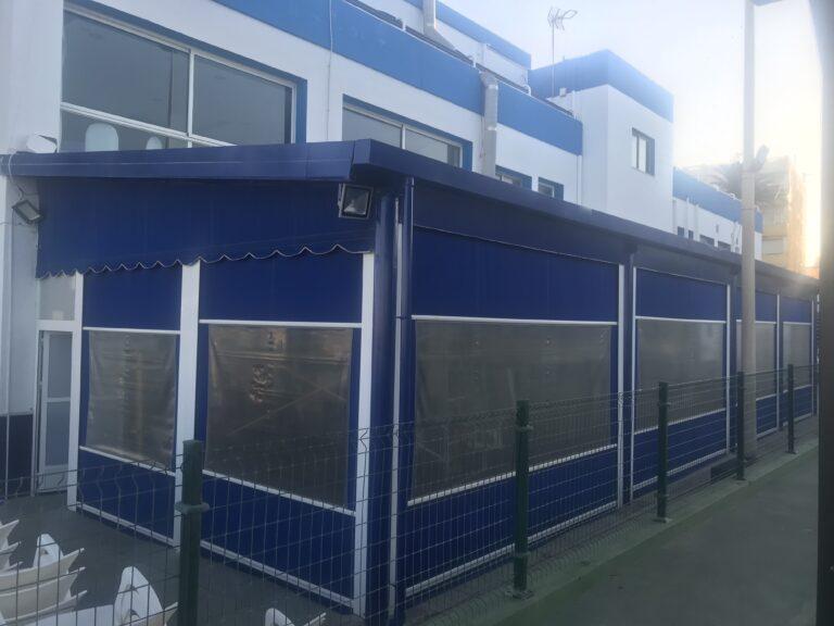 APERTURA TERRAZA DE LA TABERNA DEL CLUB